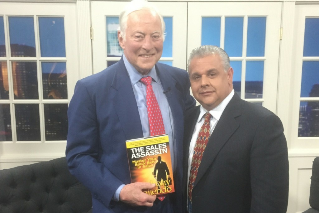 Brian Tracy interviews Anthony Caliendo on The Brian Tracy Show