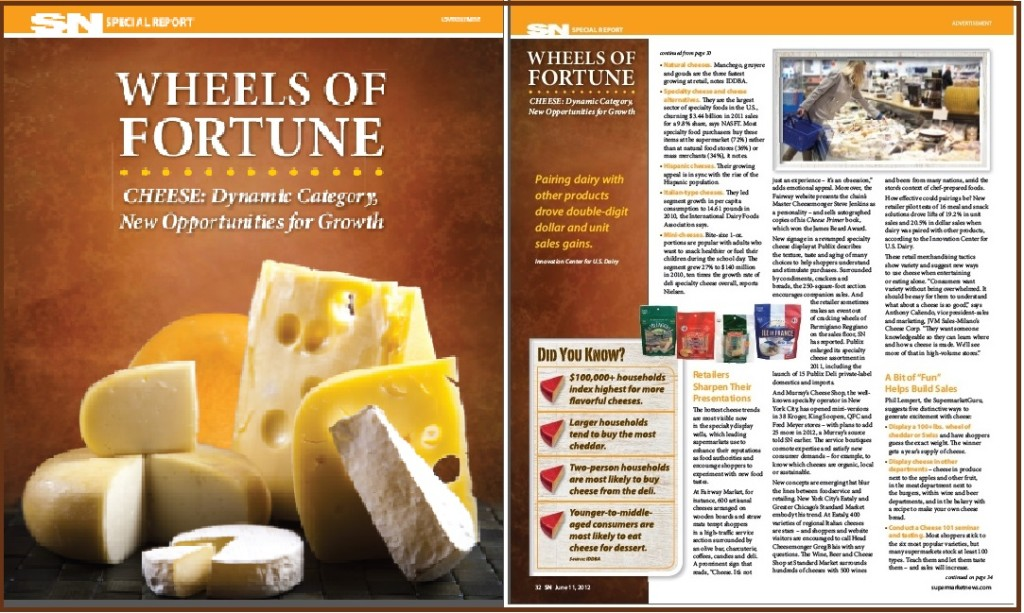 CHEESE: Dynamic Category, New Opportunities for Growth