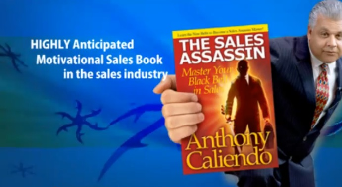 Anthony Caliendo The Sales Assassin elevator pitch