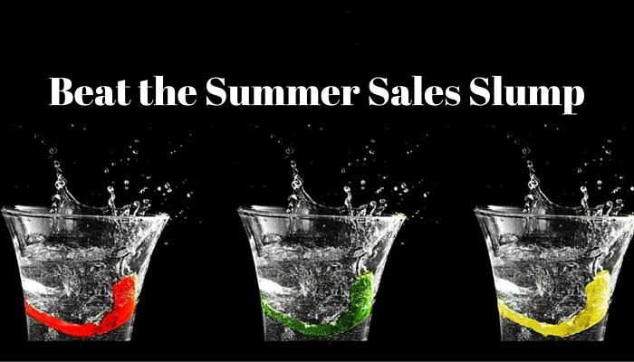 Beat the Summer Sales Slump