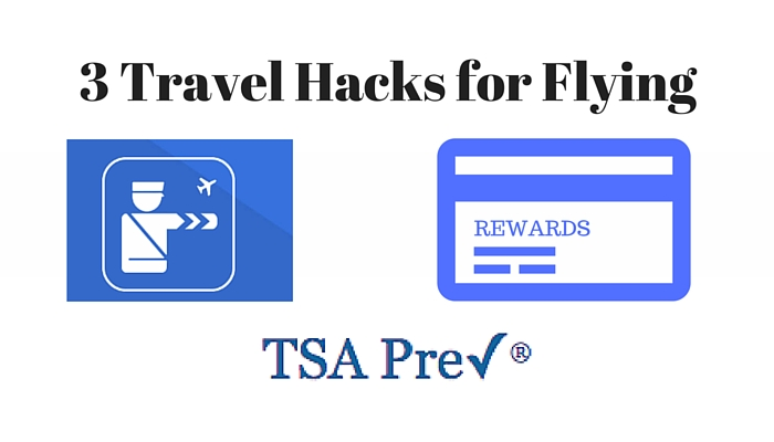 travel hacks for flyers