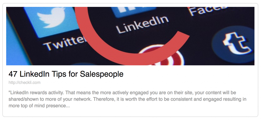 47 LinkedIn Tips for Salespeople   Anthony Caliendo   The Sales Assassin
