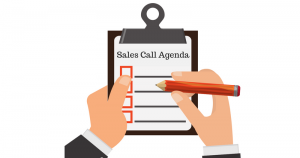 Sales Call Agenda - Free Checklist | Anthony Caliendo | The Sales Assassin