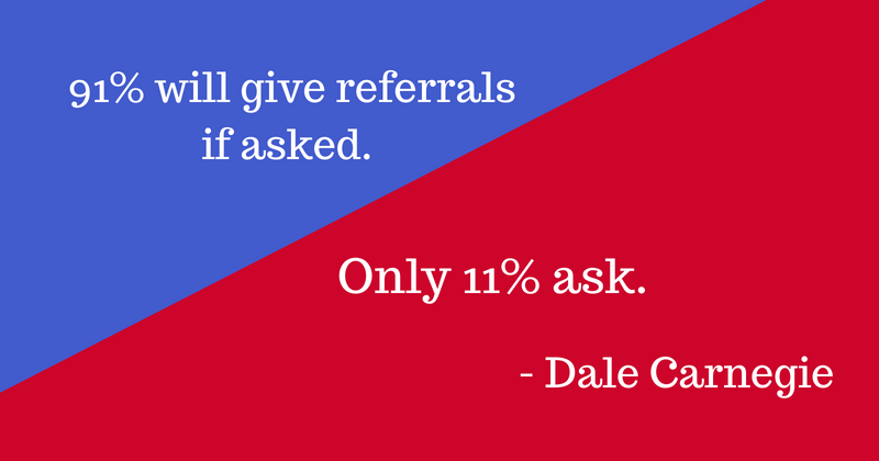 How to ask for referrals | Anthony Caliendo | The Sales Assassin
