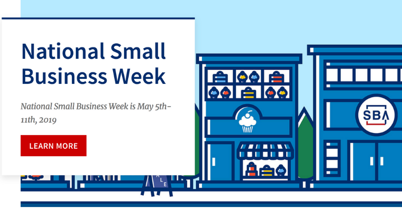 National Small Business Week May 5 - 11 | Anthony Caliendo | The Sales Assassin