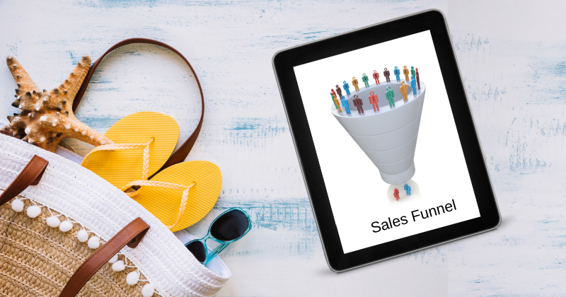 How to Build Your Sales Funnel During the Summer Slump | Anthony Caliendo | The Sales Assassin
