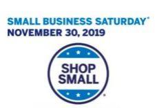 Help People #ShopSmall on #SmallBizSat