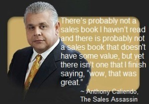 5 books every sales pro should read to become a sales assassin