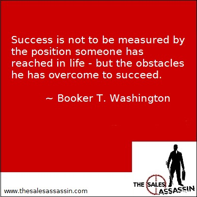 what obstacles have you overcome to achieve success