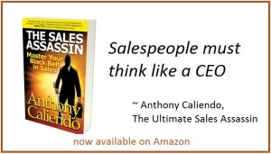 The Sales Assassin now availableat online sellers