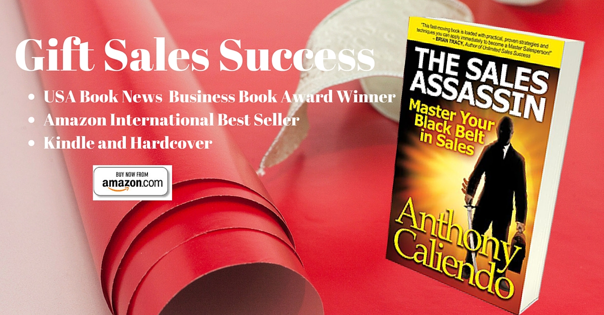 Gift Sales Success - The Sales Assassin Merry Christmas (2)