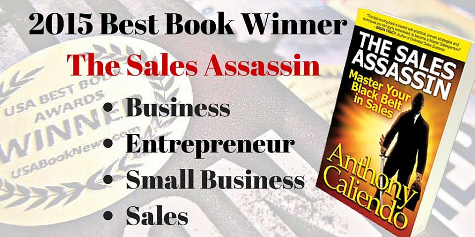 The Sales Assassin on Amazon