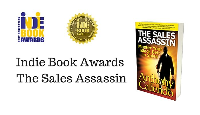 Indie Book Awards Finalist The Sales Assassin