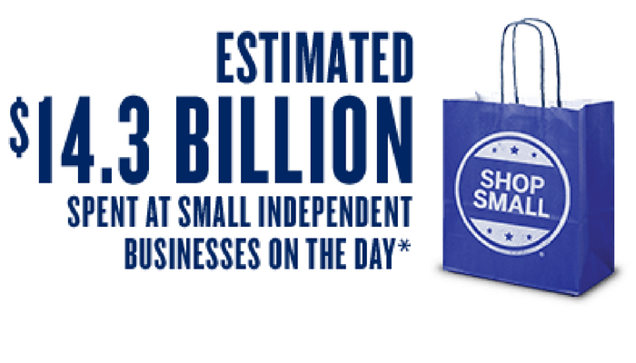 Small Business Saturday #SmallBizSat