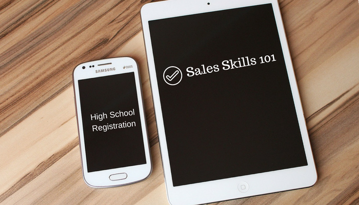 Sales Skills Should Be Taught in High School