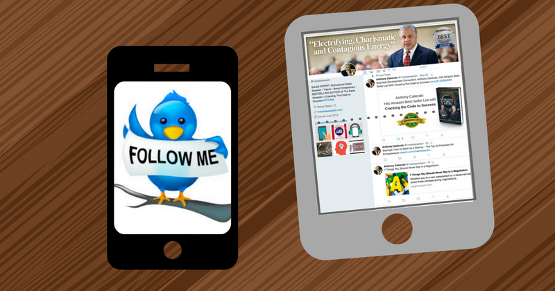 25 Sales Influencers You Should Follow on Twitter Right Now!