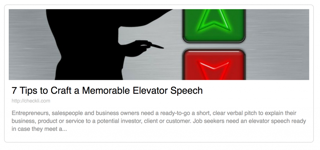 7 Tips to Craft a Memorable Elevator Speech | Anthony Caliendo | The Sales Assassin