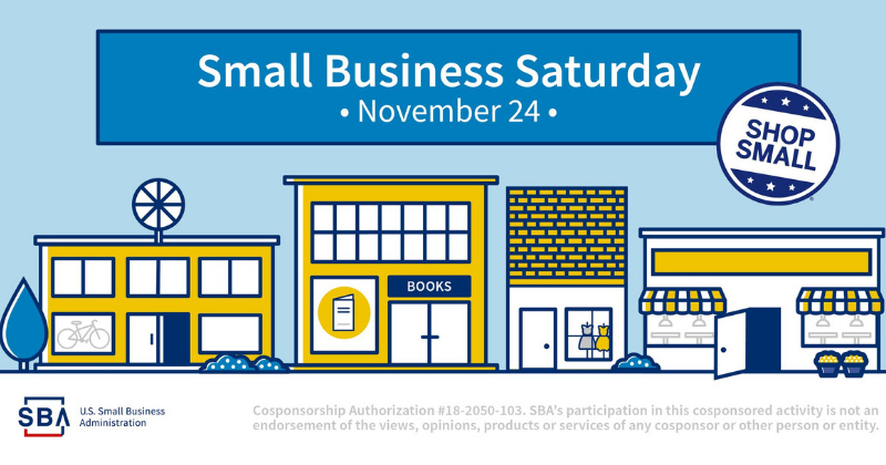 Why Your Business Should Support Small Business Saturday