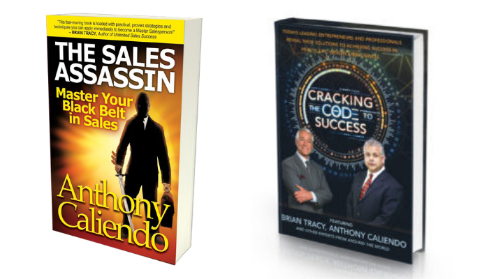 Books by Anthony Caliendo The Sales Assassin