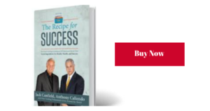 Buy My New Book: The Recipe for SUCCESS | Anthony Caliendo | The Sales Assassin
