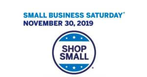Help People #ShopSmall on #SmallBizSat