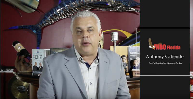 Antony Caliendo with Flip Your Biz Tips: How E-2 Visas Can Help Sell Your Business